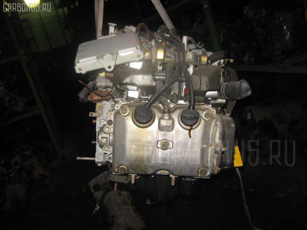 Двигатель SUBARU FORESTER SG5 EJ202. Фото 8