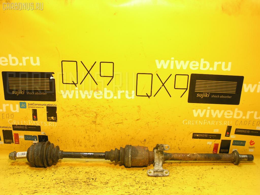 Привод HONDA ACCORD WAGON CF7 F23A. Фото 3