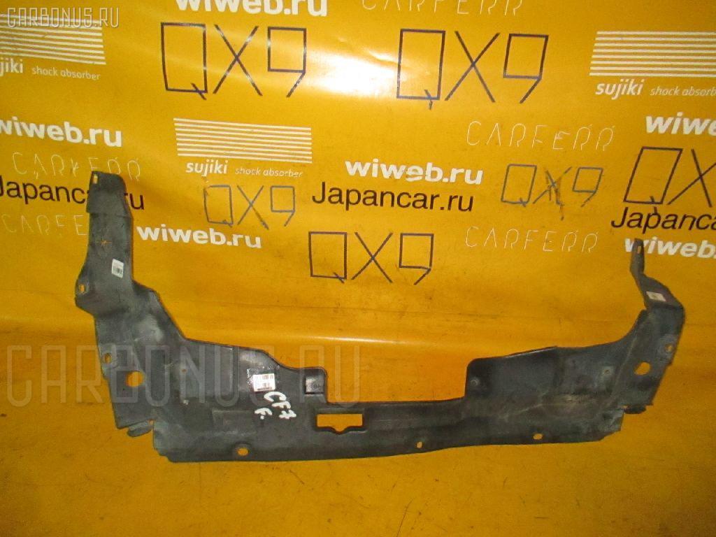 Защита двигателя HONDA ACCORD WAGON CF7 F23A. Фото 6