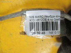 Лямбда-зонд на Nissan March K13 HR12DE Фото 2