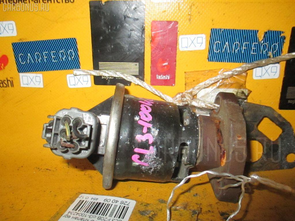 Клапан egr HONDA ACCORD CL3 F20B Фото 1