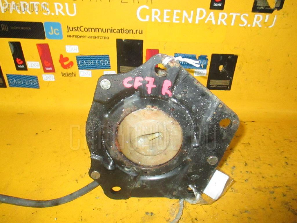 Подушка двигателя HONDA ACCORD WAGON CF7 F23A. Фото 6