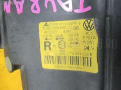 Фара 1453 WVGZZZ1TZ4W118128 1T0941006E на Volkswagen Touran 1TAXW Фото 3
