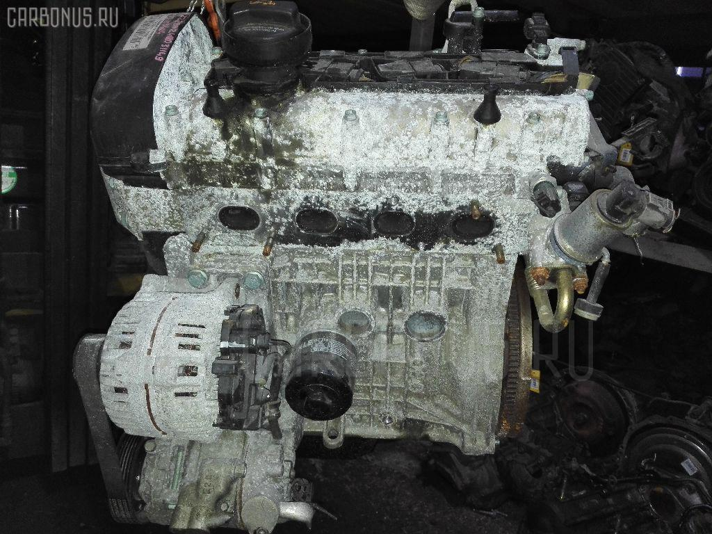 Двигатель Volkswagen Polo 9NBBY BBY Фото 1