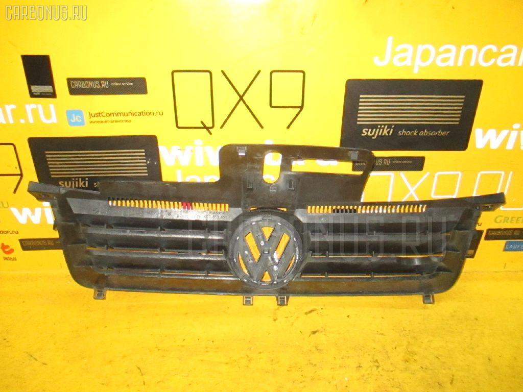 Решетка радиатора VOLKSWAGEN POLO 9NBBY Фото 2