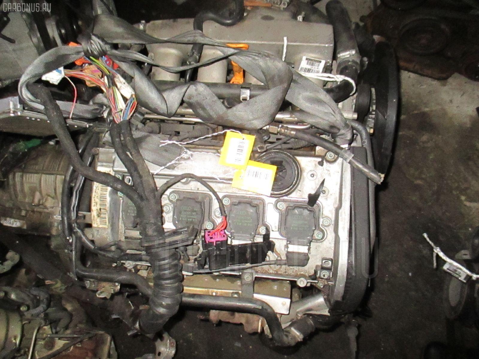 Двигатель VOLKSWAGEN PASSAT VARIANT 3BAPU APU. Фото 10
