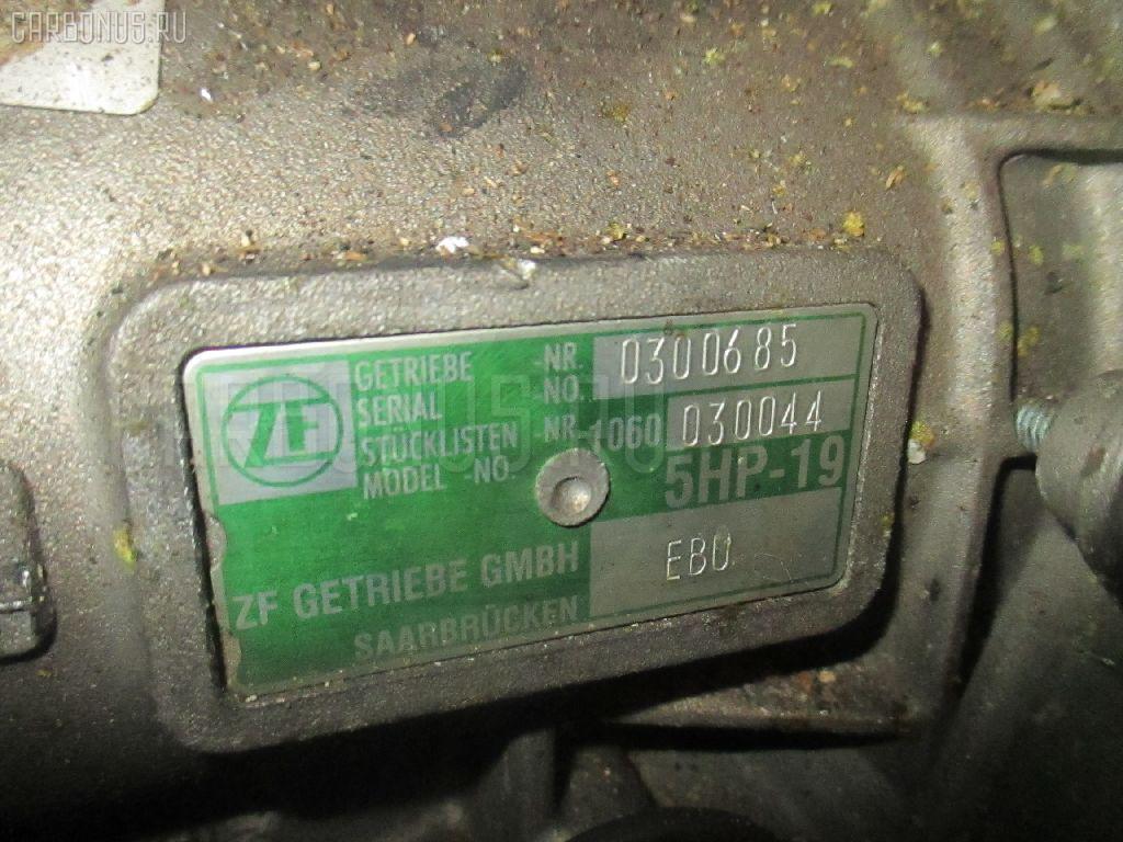 КПП автоматическая VOLKSWAGEN PASSAT VARIANT 3BAPU APU Фото 8