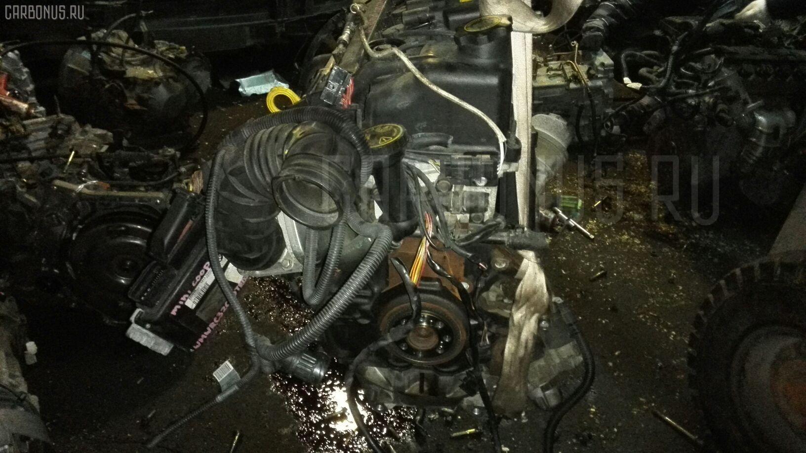 Двигатель MINI COOPER R50-RC32 W10B16A Фото 3