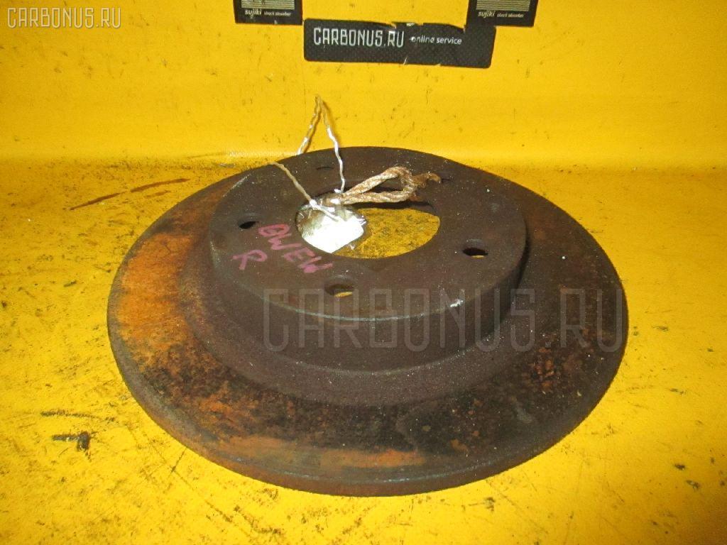 Тормозной диск MAZDA CAPELLA WAGON GWEW FP-DE Фото 1