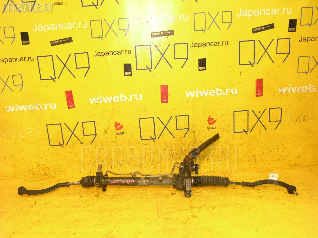 Рулевая рейка MINI COOPER R50-RC32 W10B16A Фото 1