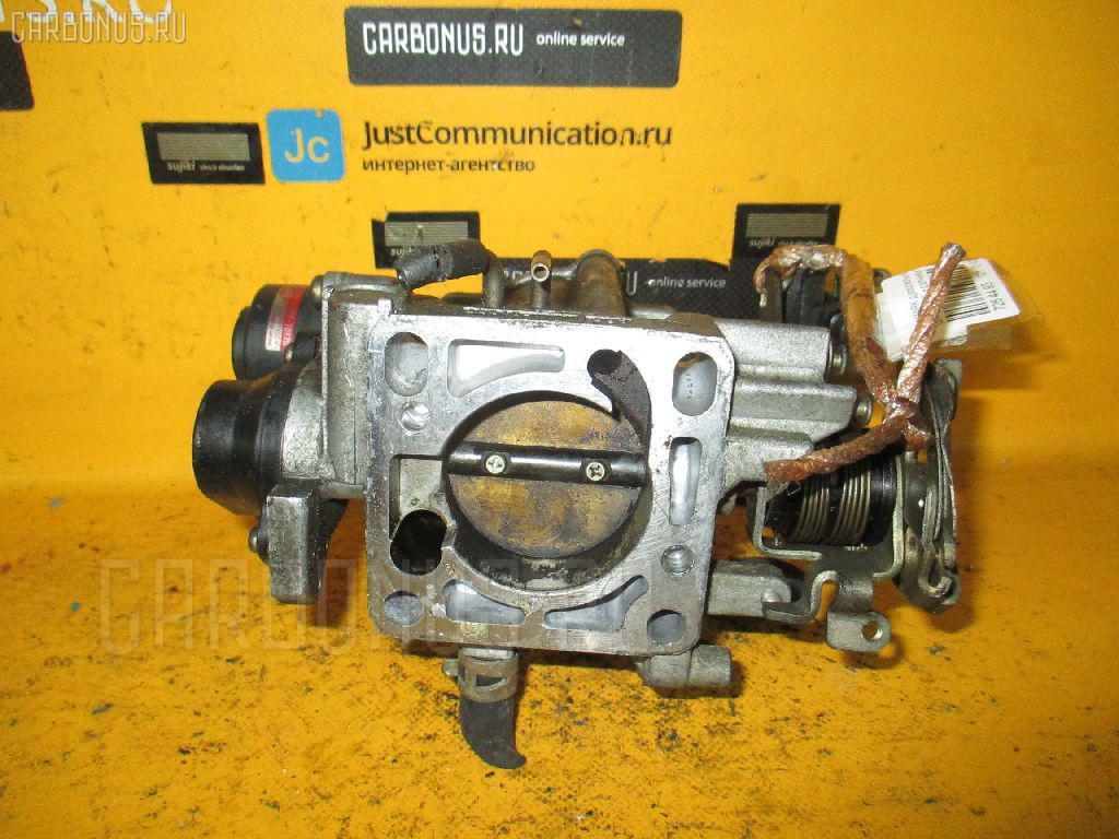 Дроссельная заслонка TOYOTA MARK II GX90 1G-FE. Фото 1