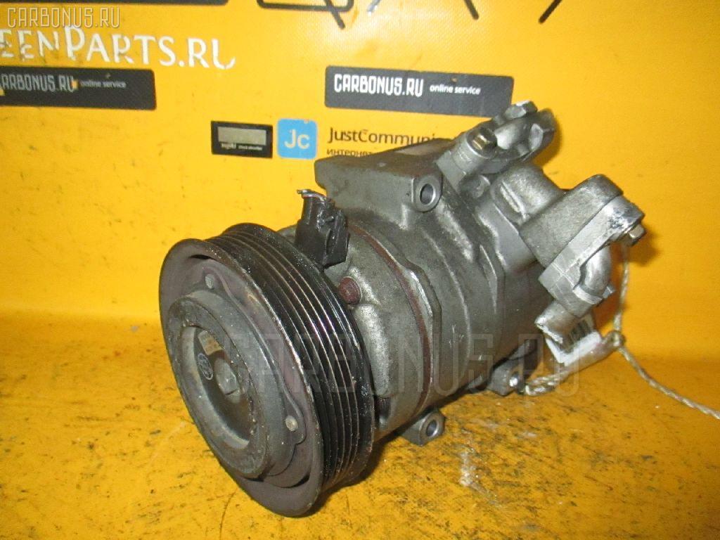 Компрессор кондиционера MAZDA MPV LW3W L3. Фото 6