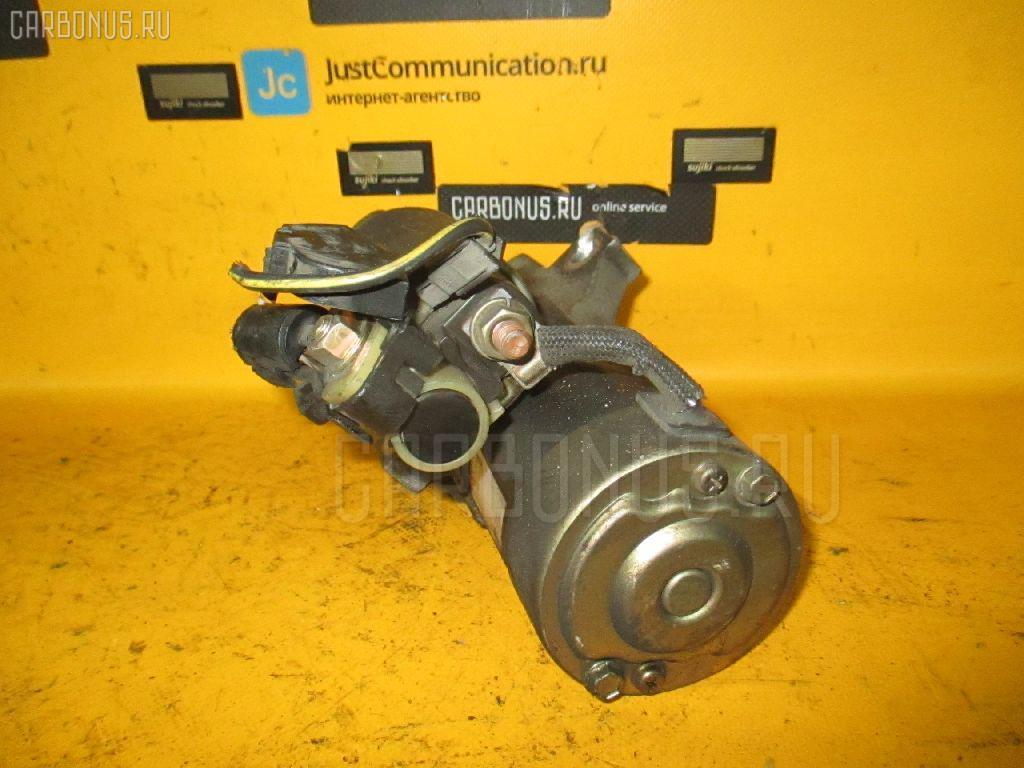 Стартер MAZDA MPV LW3W L3-DE. Фото 9