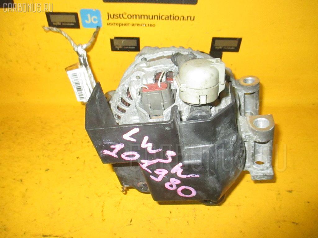 Генератор MAZDA MPV LW3W L3. Фото 4