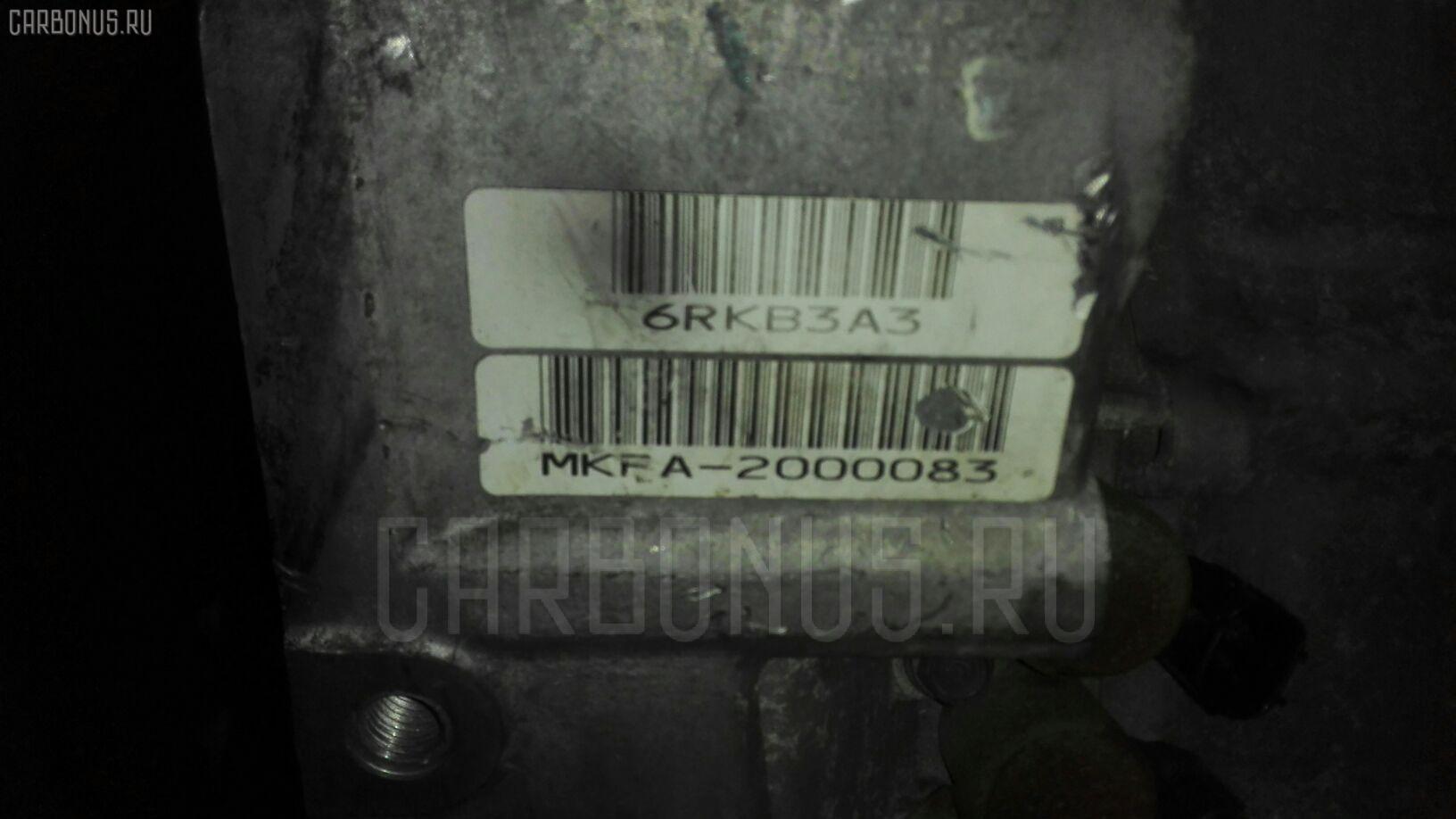 КПП автоматическая HONDA ODYSSEY RB1 K24A Фото 1