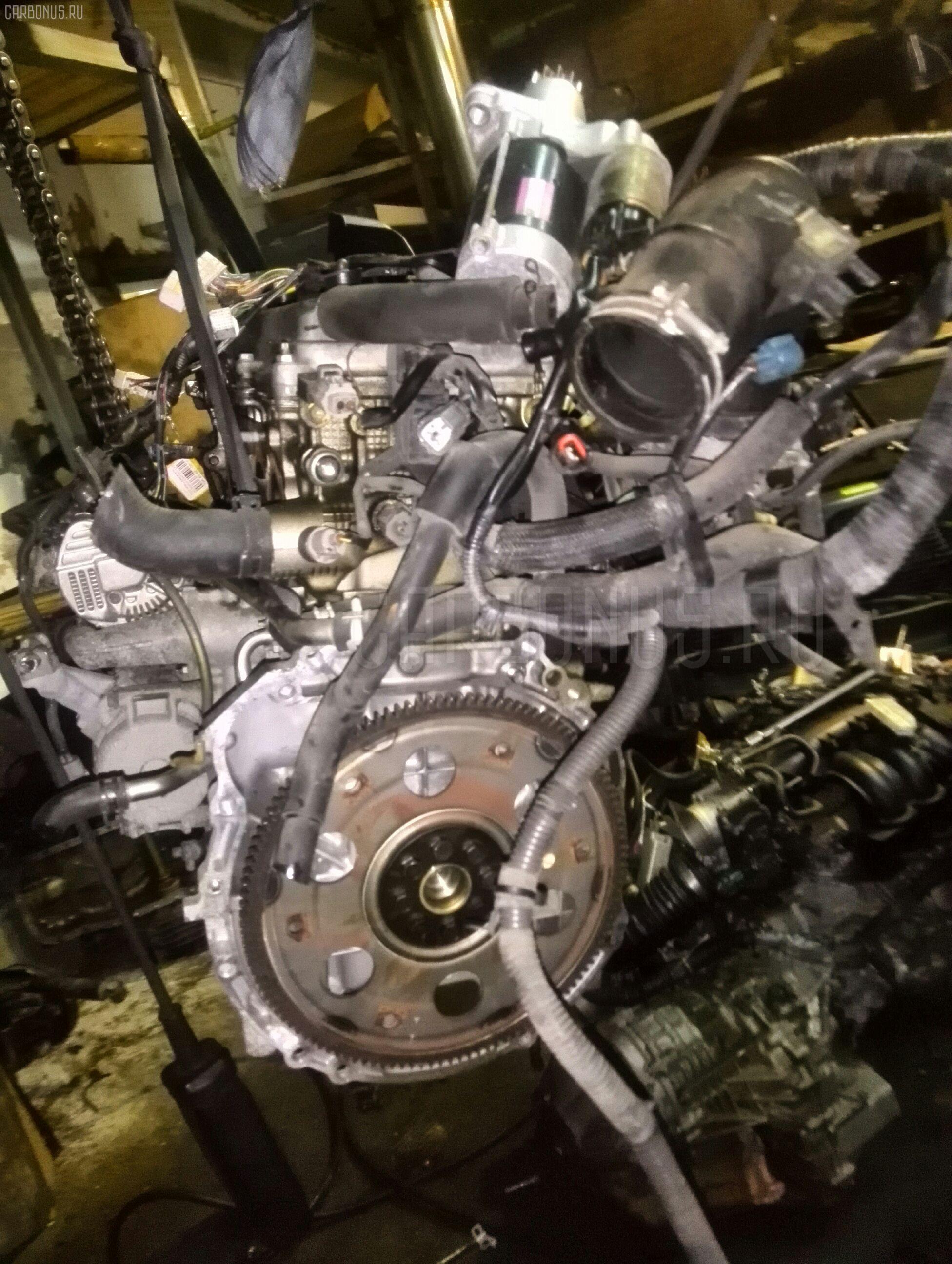 Двигатель TOYOTA IPSUM ACM26W 2AZ-FE. Фото 2