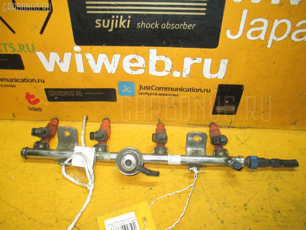 Форсунка инжекторная MAZDA MPV LW3W L3 Фото 2