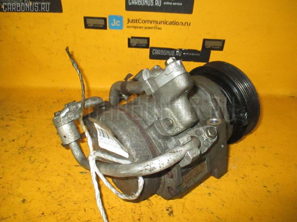 Компрессор кондиционера MAZDA MPV LW3W L3. Фото 8