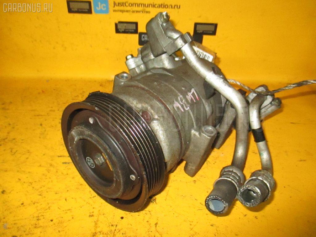Компрессор кондиционера MAZDA MPV LW3W L3. Фото 9