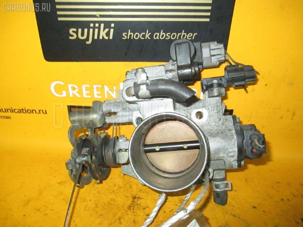 Дроссельная заслонка SUBARU FORESTER SF5 EJ20. Фото 3