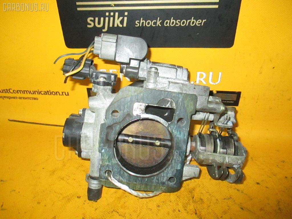 Дроссельная заслонка SUBARU FORESTER SF5 EJ20. Фото 4