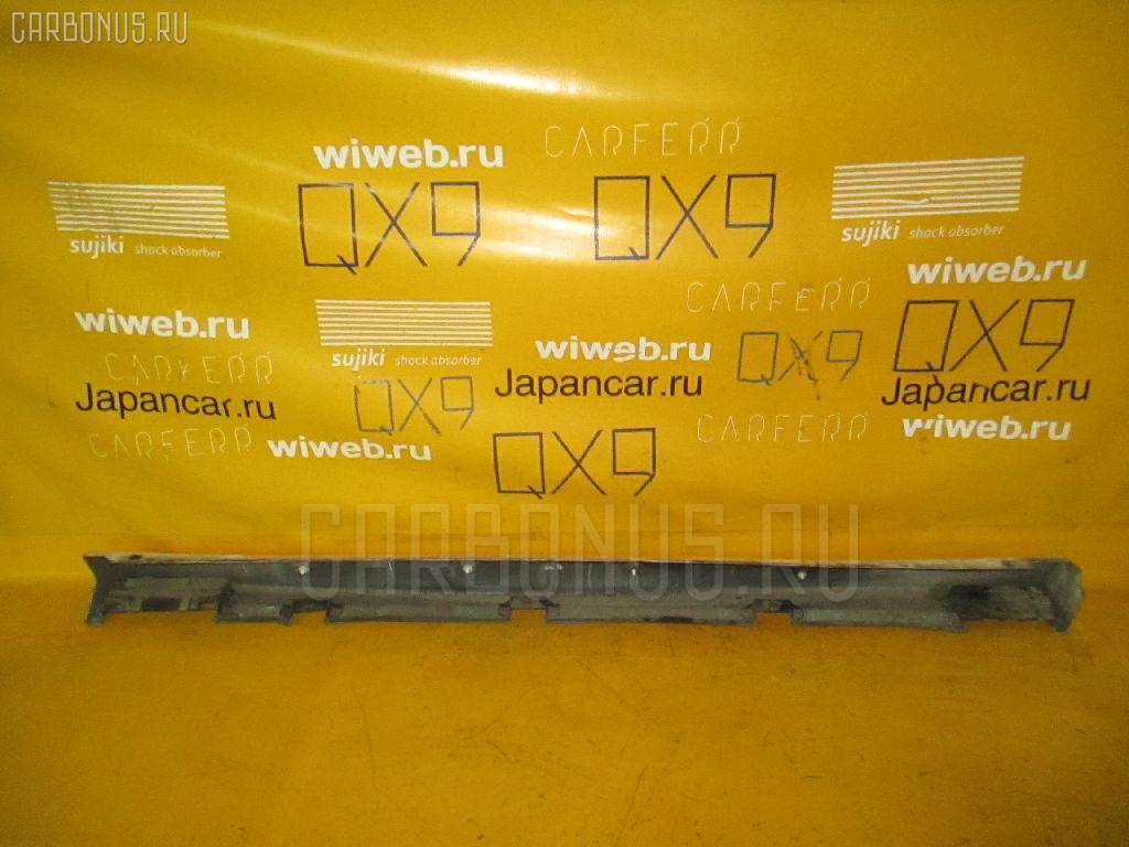 Порог кузова пластиковый ( обвес ) SUBARU FORESTER SF5. Фото 11