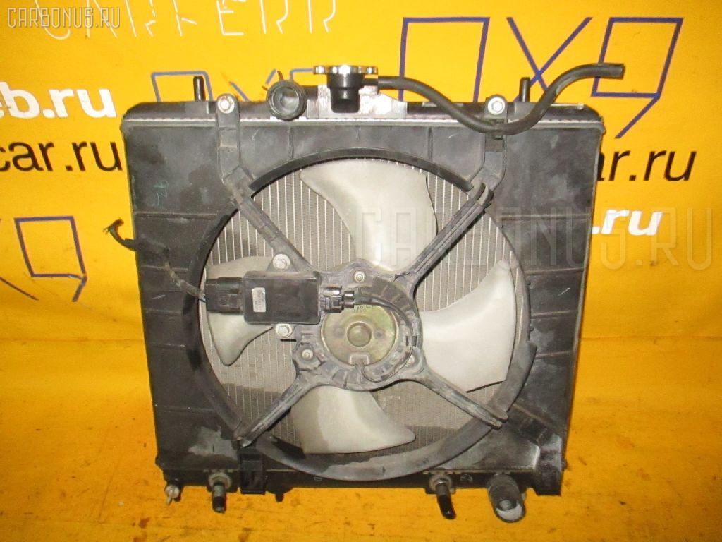 Радиатор ДВС MITSUBISHI PAJERO MINI H53A 4A30. Фото 9