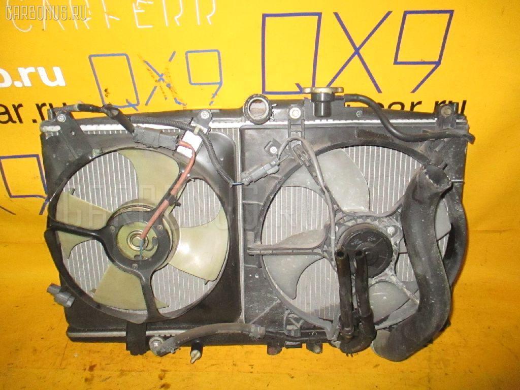 Вентилятор радиатора ДВС HONDA ACCORD WAGON CF6 F23A. Фото 3