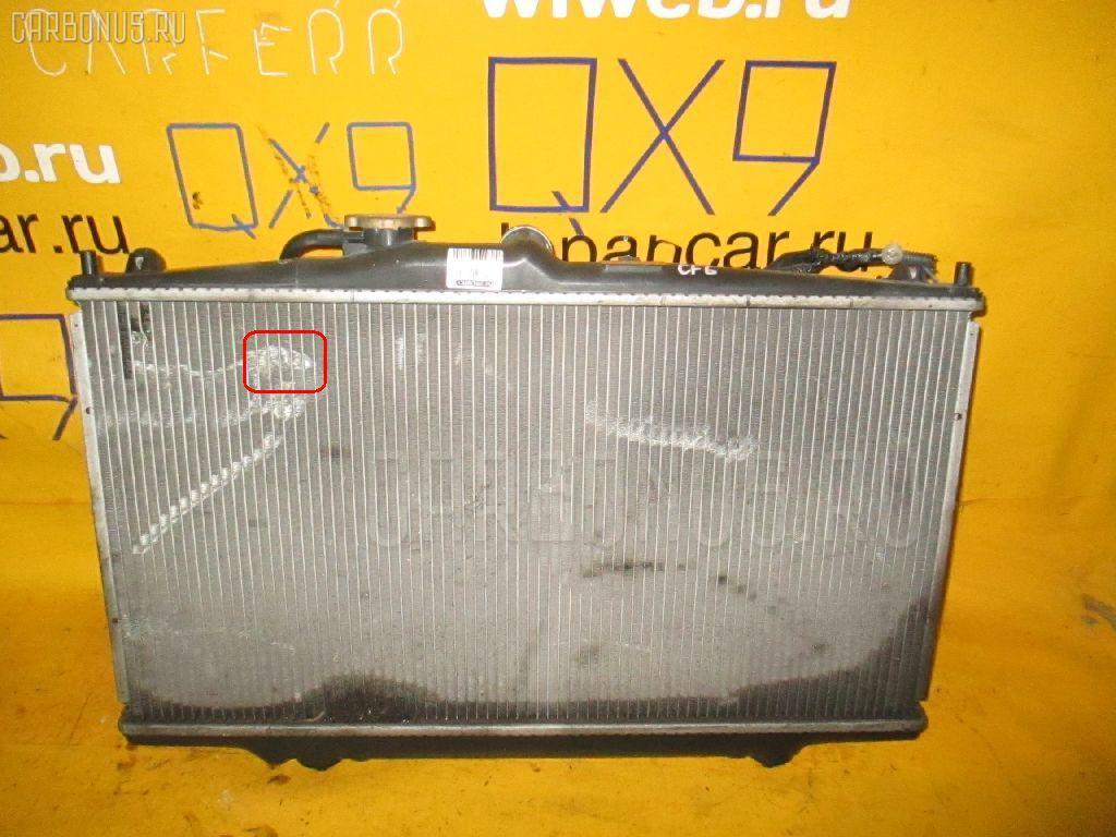 Вентилятор радиатора ДВС HONDA ACCORD WAGON CF6 F23A. Фото 5