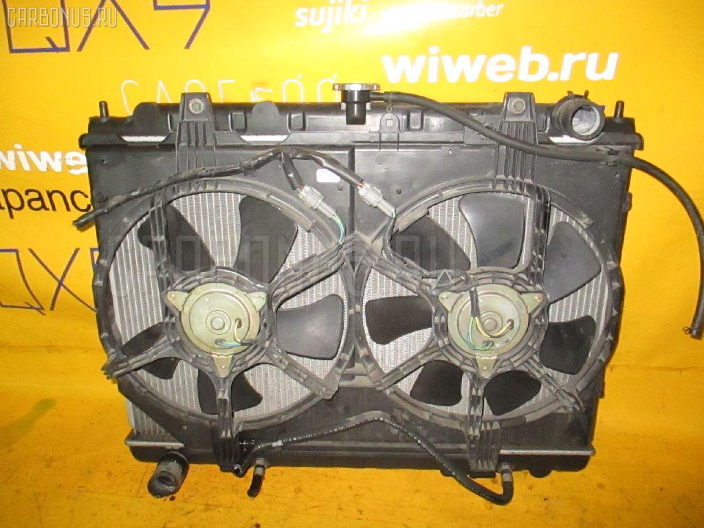 Вентилятор радиатора ДВС NISSAN PRESAGE U30 KA24DE. Фото 1