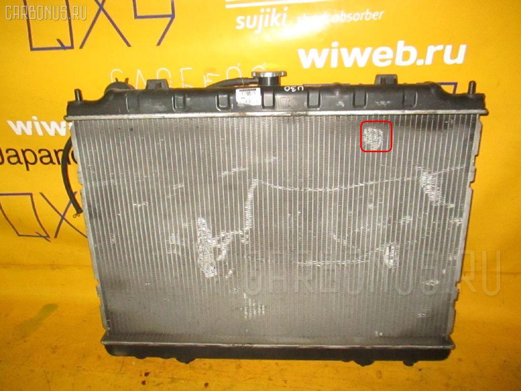 Вентилятор радиатора ДВС NISSAN PRESAGE U30 KA24DE. Фото 3