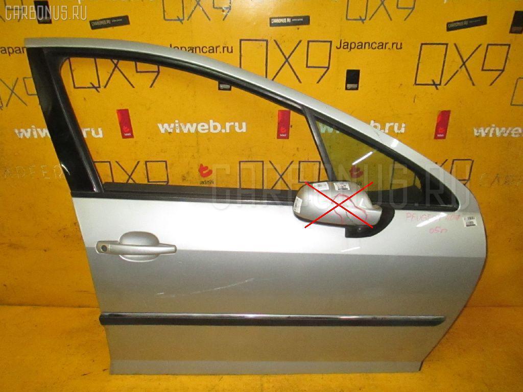 Дверь боковая PEUGEOT 407 6D3FZ Фото 1