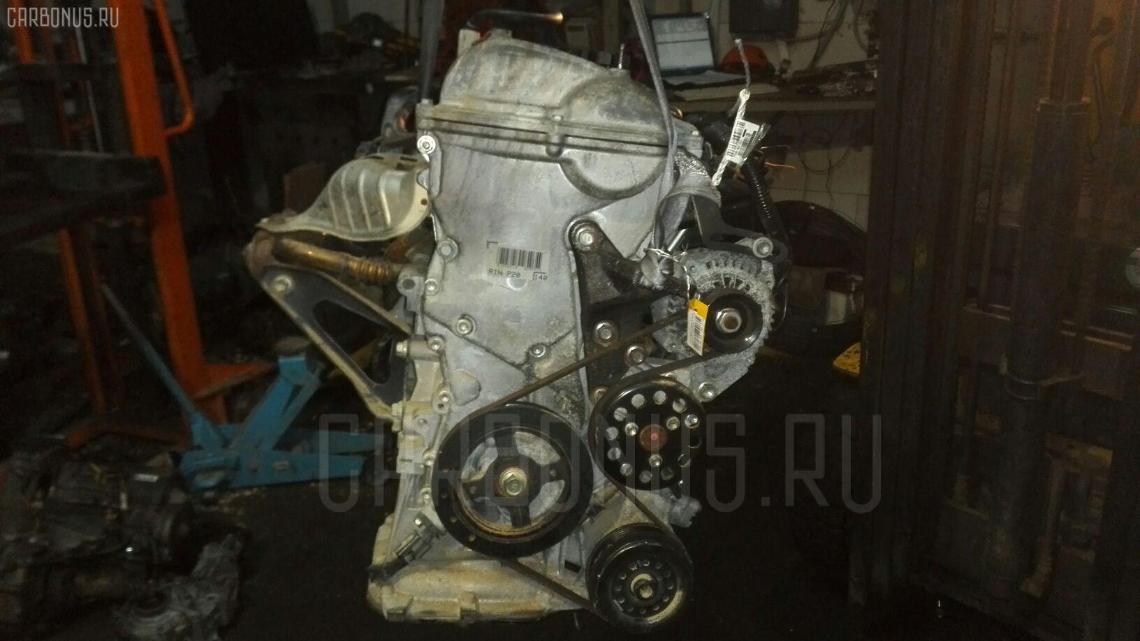 Двигатель TOYOTA RACTIS NCP100 1N-FE Фото 5