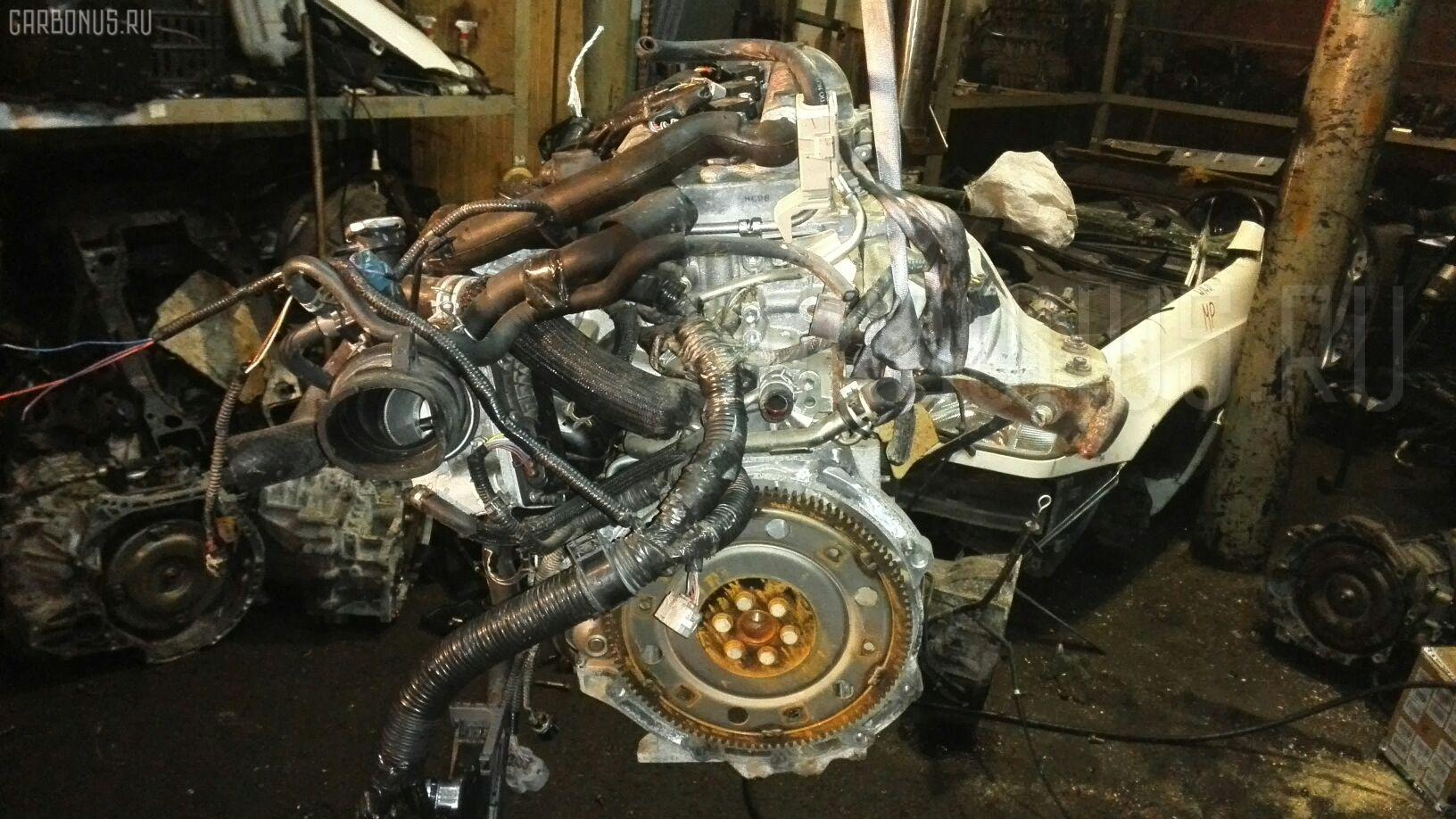 Двигатель TOYOTA RACTIS NCP100 1N-FE Фото 3