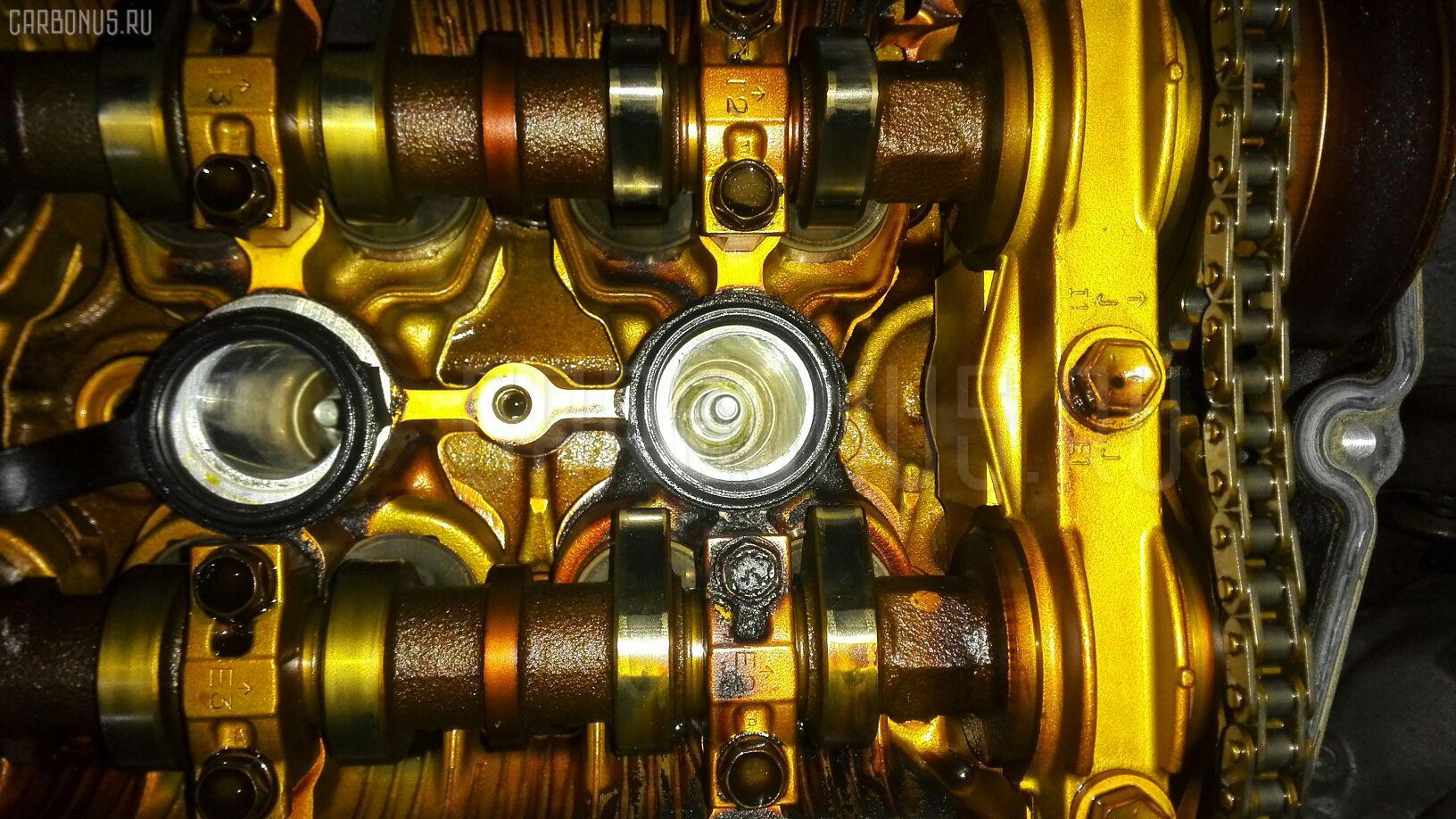 Двигатель TOYOTA ALLEX NZE121 1NZ-FE Фото 7