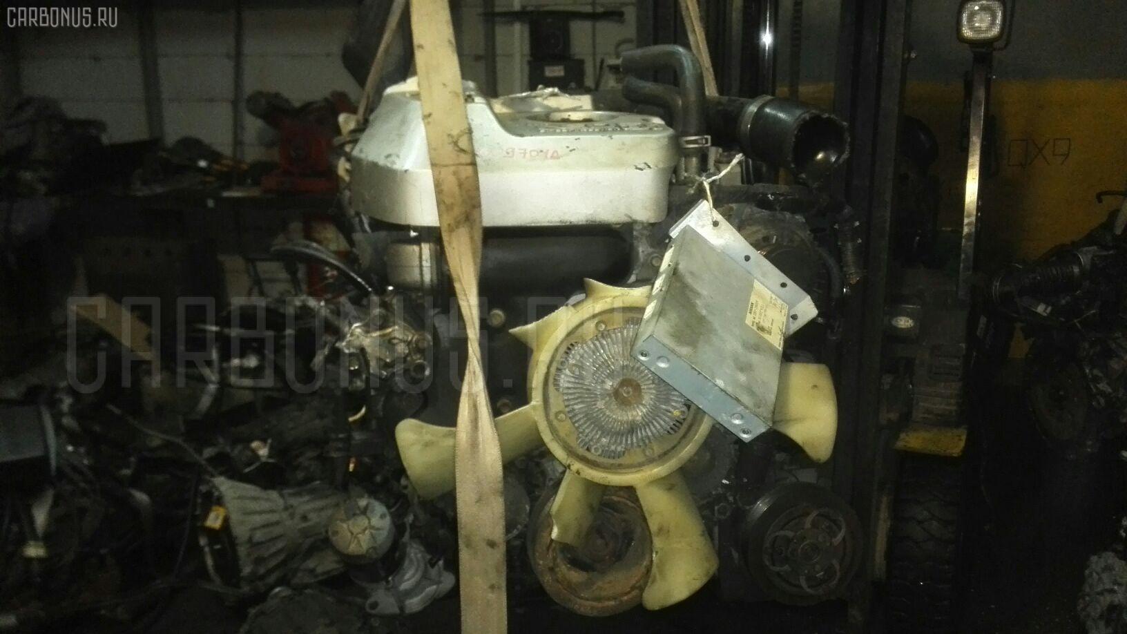 Двигатель NISSAN ELGRAND ATWE50 ZD30DDTI Фото 5