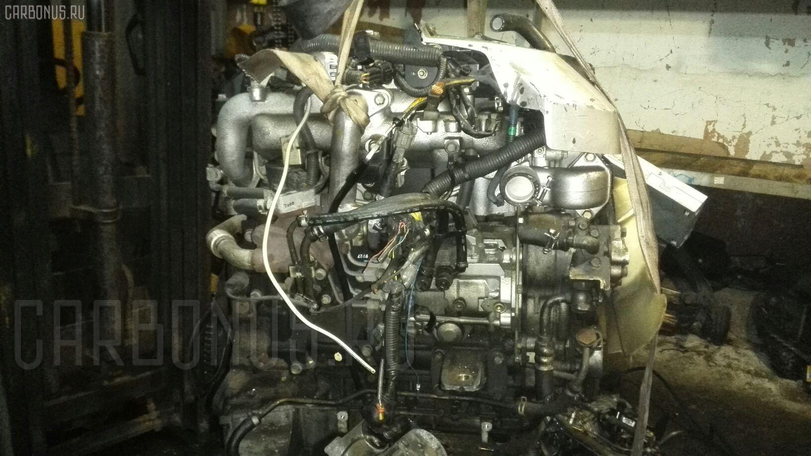 Двигатель NISSAN ELGRAND ATWE50 ZD30DDTI Фото 4