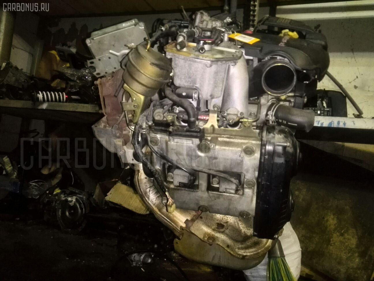 Двигатель SUBARU LEGACY WAGON BH5 EJ206DXCBE Фото 4