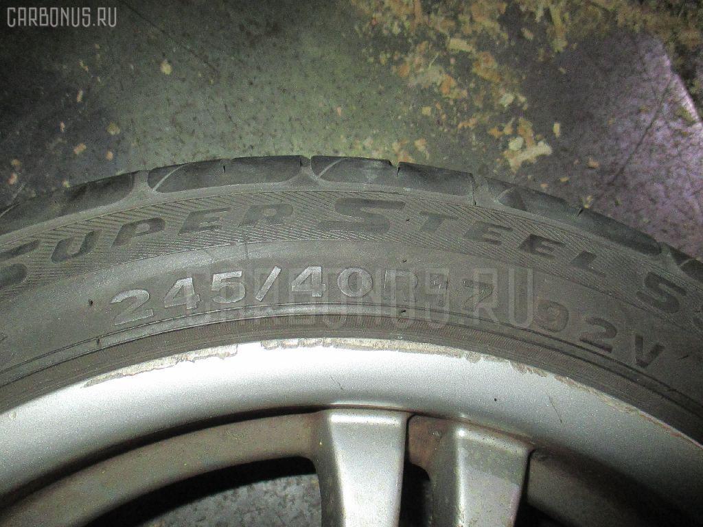 Автошина легковая летняя SUPER STEEL 595 245/40R17 FEDERAL Фото 1