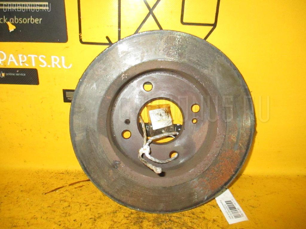 Тормозной диск NISSAN AVENIR PW10 SR20DE Фото 2