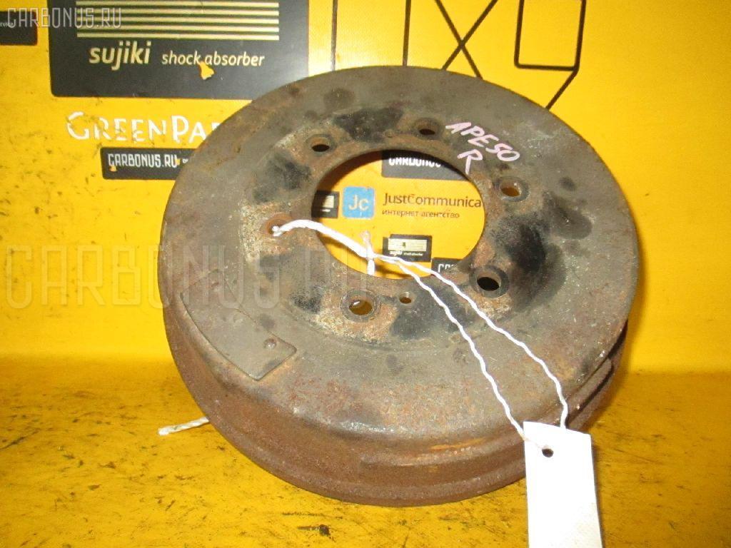 Тормозной барабан Nissan Elgrand APE50 Фото 1