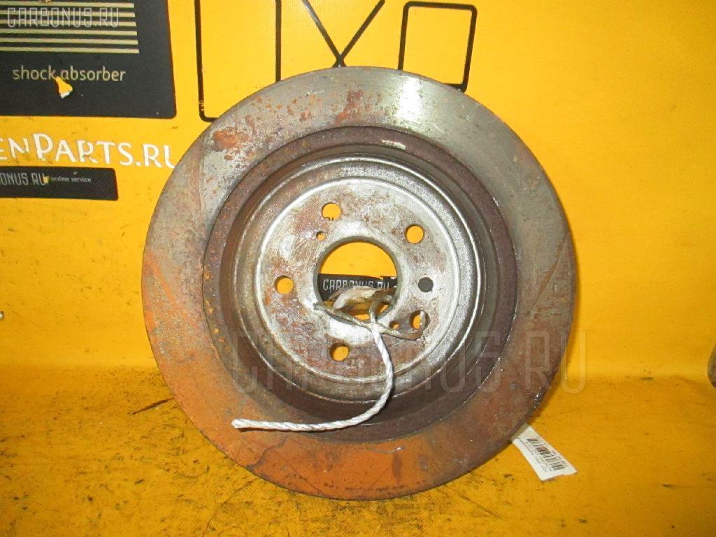 Тормозной диск TOYOTA IPSUM ACM26W 2AZ-FE. Фото 4