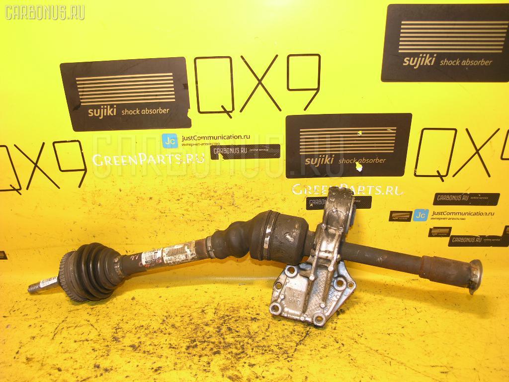 Привод PEUGEOT 206 2AKFW KFW-TU3JP Фото 1