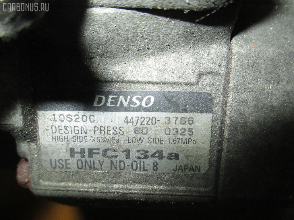 Компрессор кондиционера HONDA ODYSSEY RA8 J30A. Фото 7