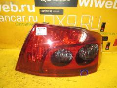 Стоп Peugeot 407 6D3FZ Фото 2