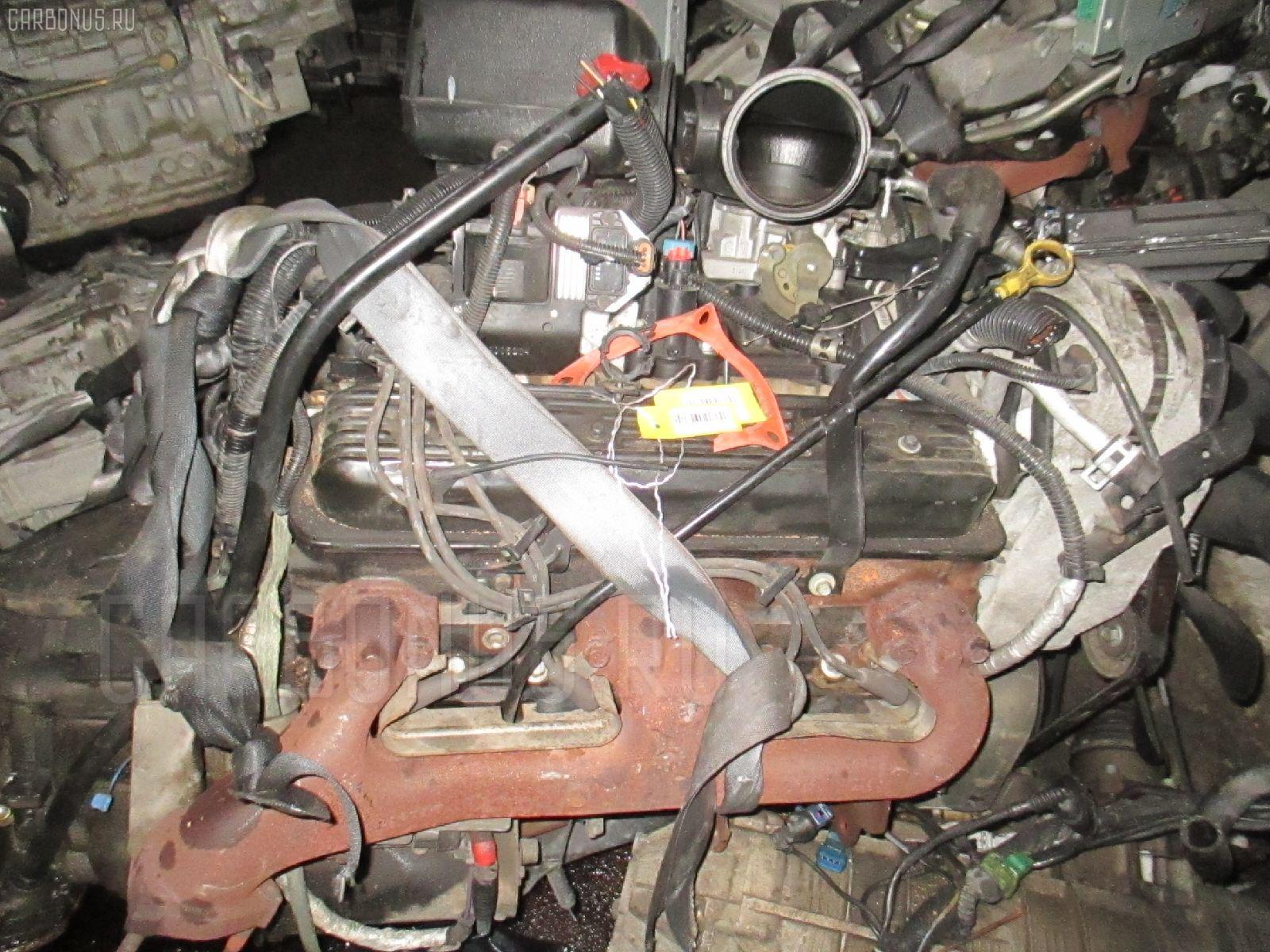Двигатель CHEVROLET TAHOE GMT400 L31 Фото 3