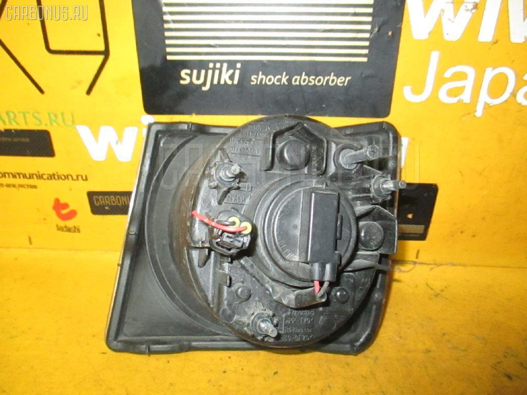 Туманка бамперная Subaru Stella RN1 Фото 1
