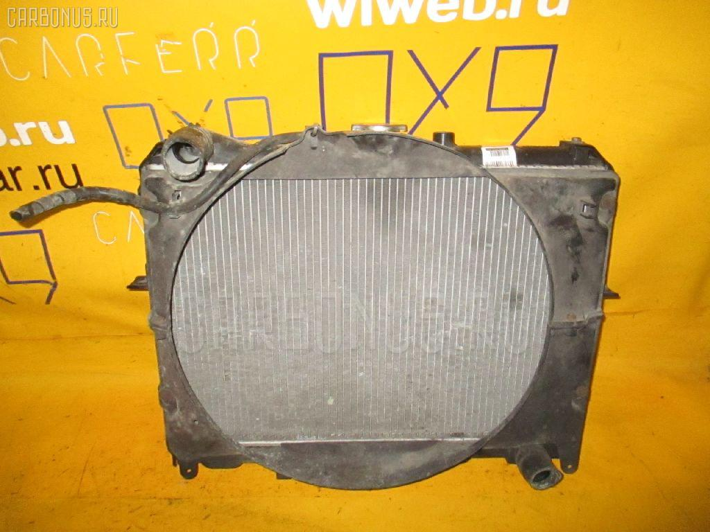 Радиатор ДВС MAZDA BONGO SK22M R2. Фото 4