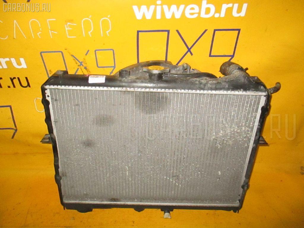 Радиатор ДВС MAZDA BONGO SK22M R2. Фото 5