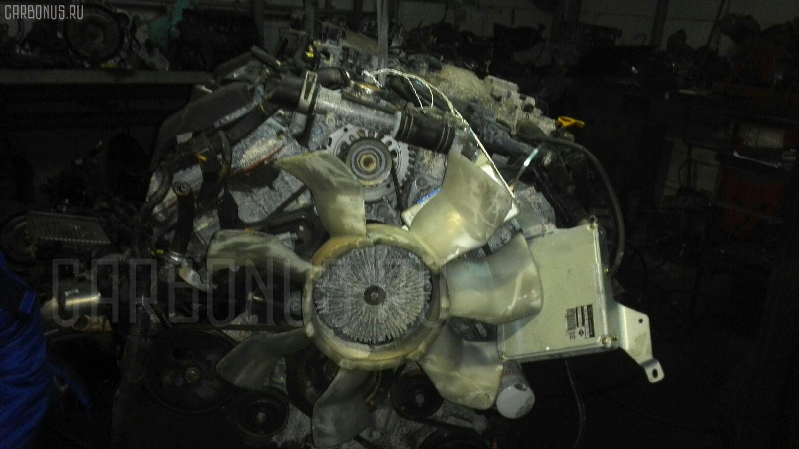 Двигатель NISSAN CIMA FGY33 VH41DE Фото 5